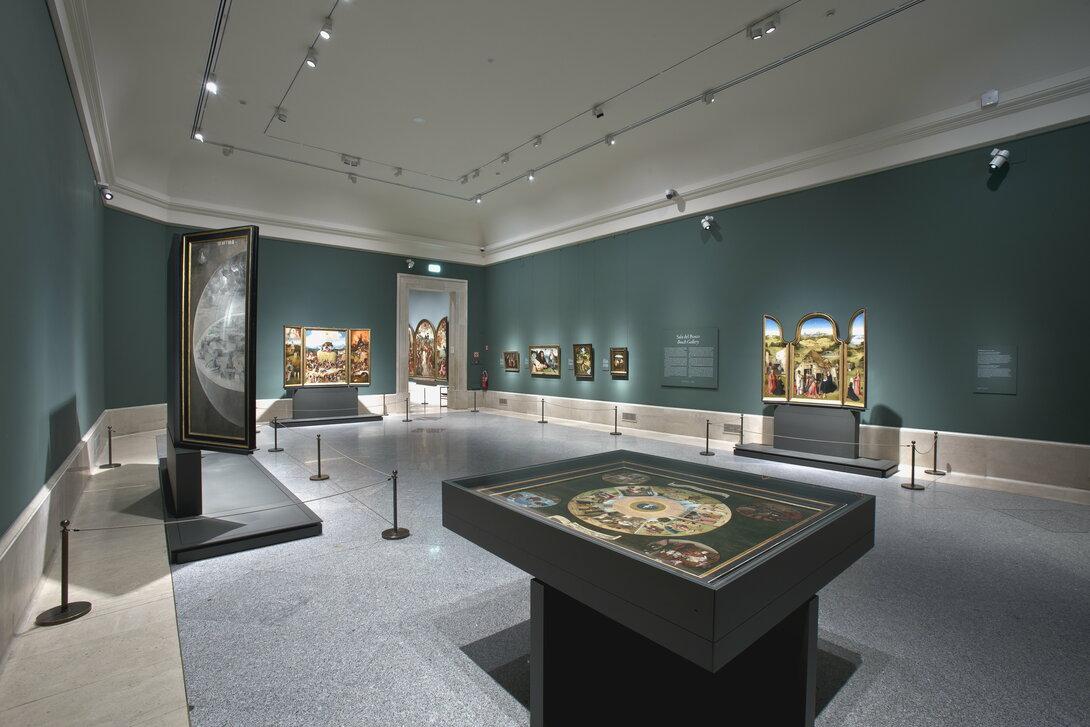 Sala 56A nuova installazione Foto © Museo Nacional del Prado