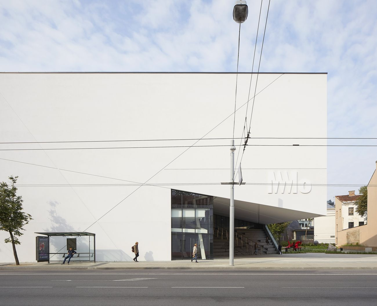 Studio Libeskind, MO Museum, Vilnius © Hufton+Crow