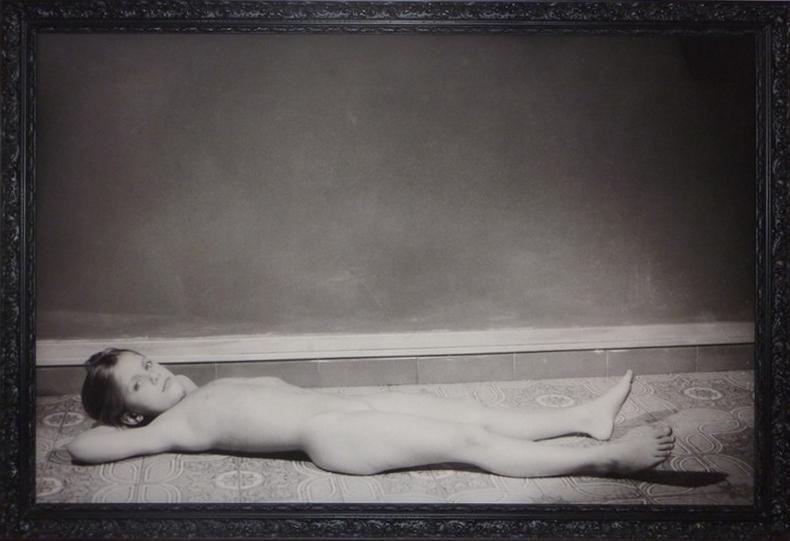 Turi Rapisarda, Bellissima, 2003, stampa digitale su carta cotone da negativo, 120 x 180 cm, esemplare unico