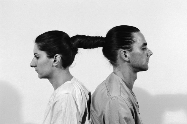 Ulay / Marina Abramović, Relation in Time, 1977, Performance, 16h without public; last hour of the performance in the presence of the public, Studio G7, Bologna, IT. Courtesy ULAY Foundation and Marina Abramović Archives