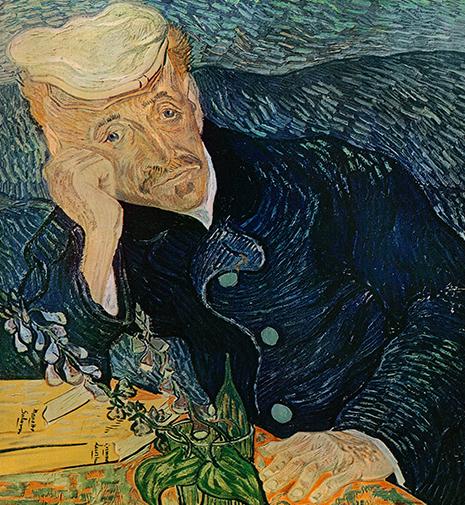 Vincent van Gogh, Ritratto del dottor Gachet