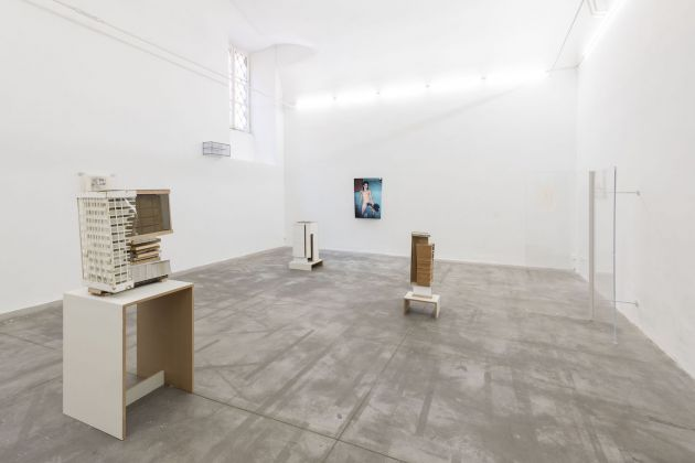 We Don't Like Your House Either!,2020, installation view at Monitor, Roma. Photo Giorgio Benni, courtesy the artist and Monitor, Rome / Lisbon / Pereto