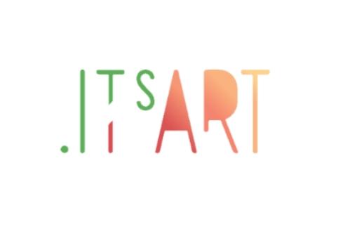 Il logo della piattaforma ITsArt