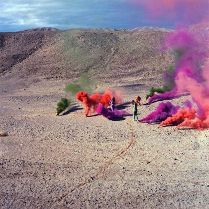 Judy Chicago Smoke Bodies © Judy Chicago/Artists Rights Society (ARS), New York Photo courtesy of Through the Flower Archives Courtesy of the artist; Salon 94, New York; and Jessica Silverman Gallery, San Francisco