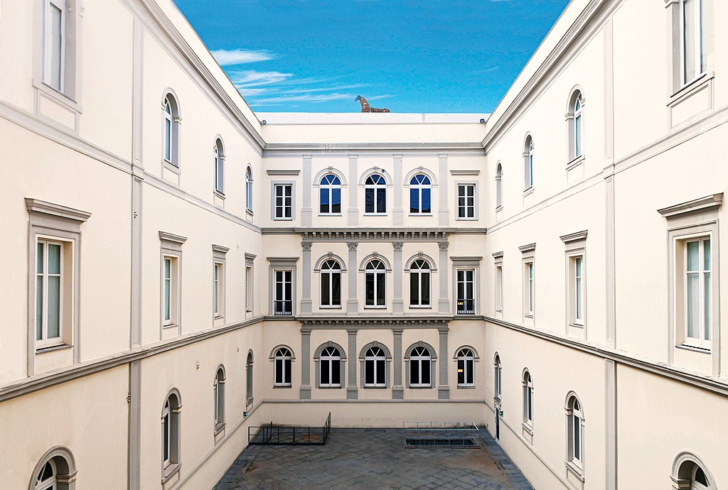 Amedeo Benestante, Madre · Museo d'arte contemporanea Donnaregina. Courtesy Fondazione Donnaregina per le arti contemporanee, Napoli