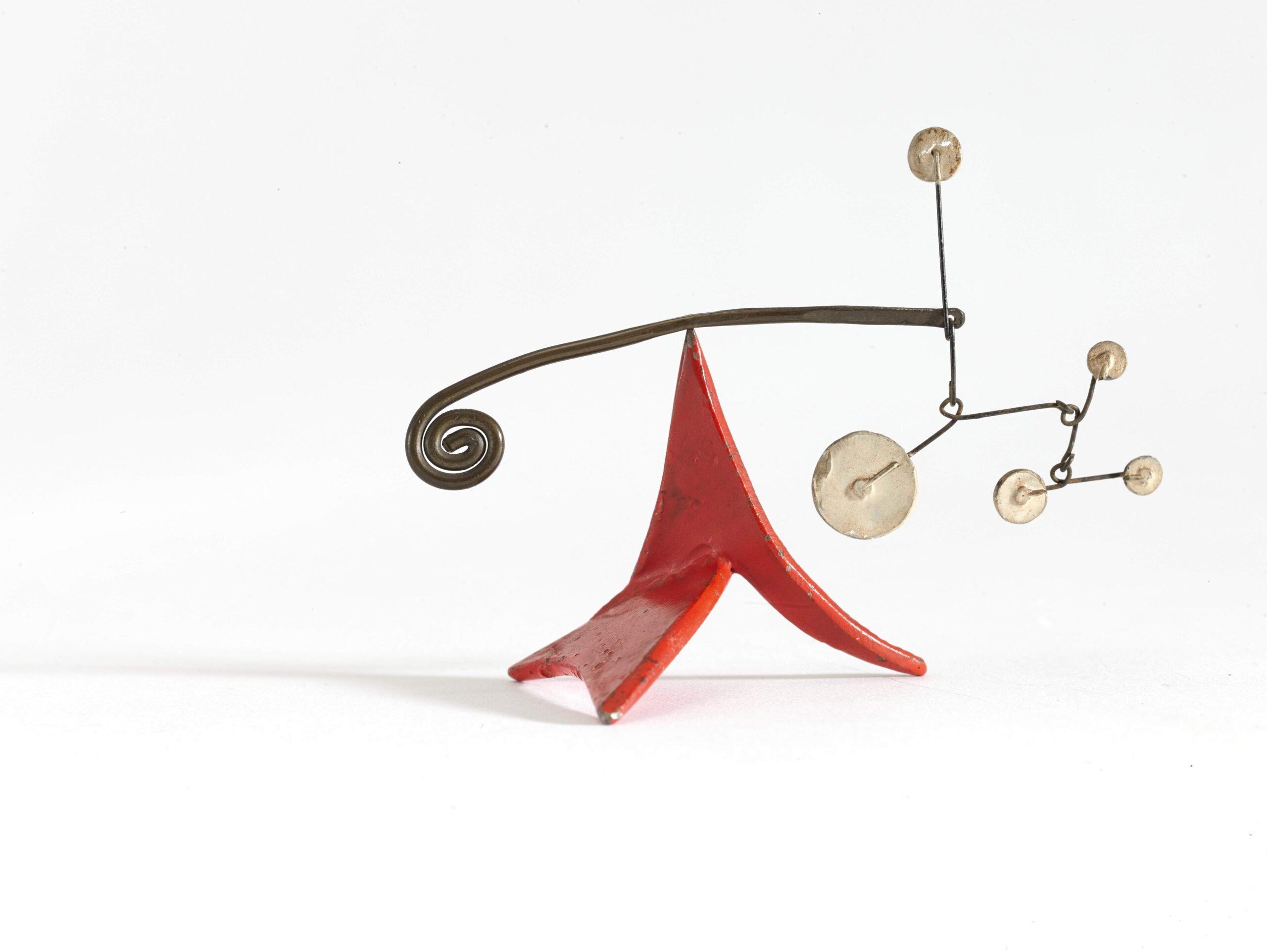 Alexandre Calder, Untitled (1956) Courtesy Sotheby's