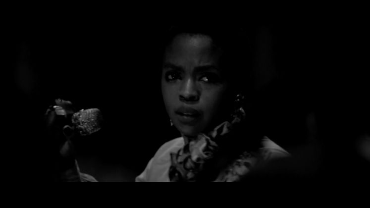 Arthur Jafa, Love Is The Message, The Message Is Death, 2016, Video (Still The singer Lauryn Hill), courtesy Louisiana Museum of Modern Art