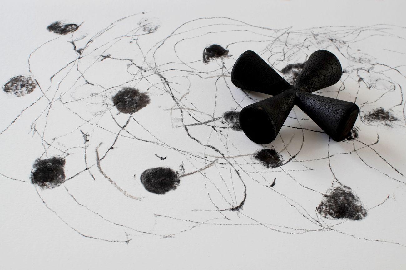 Christian Salablanca Díaz, Geometría del Centro, 2020, coprodotto da FLORA ars+natura & Thyssen Bornemisza Art Contemporary for st_age. Photo Gonzalo Angarita