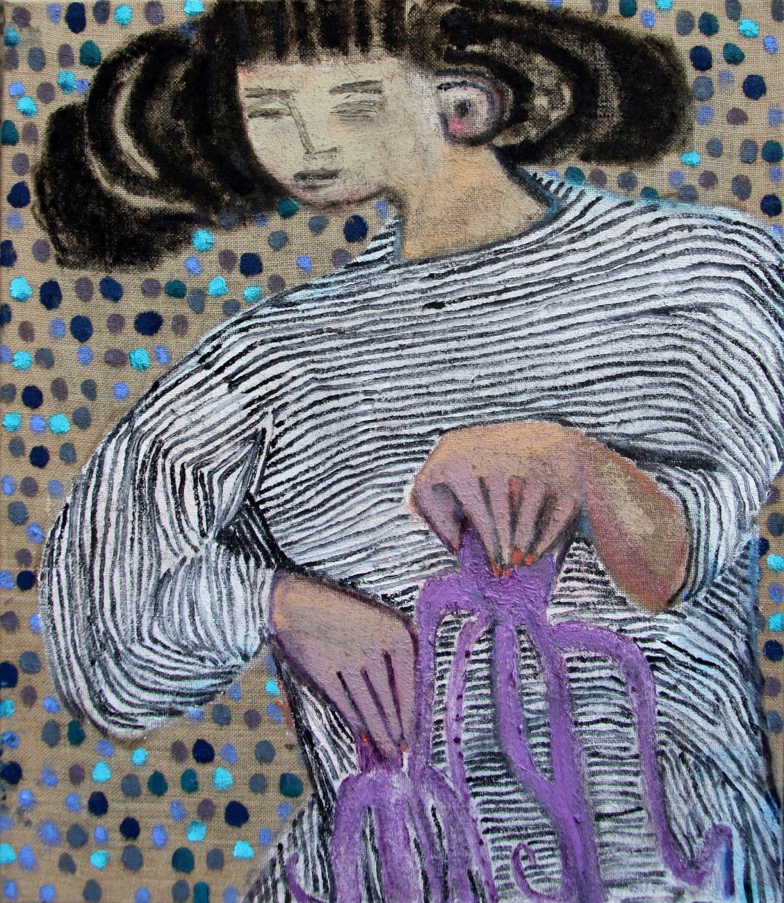 Cristina Fiorenza, Octopus Hunter, 2019, Courtesy Cristina Fiorenza
