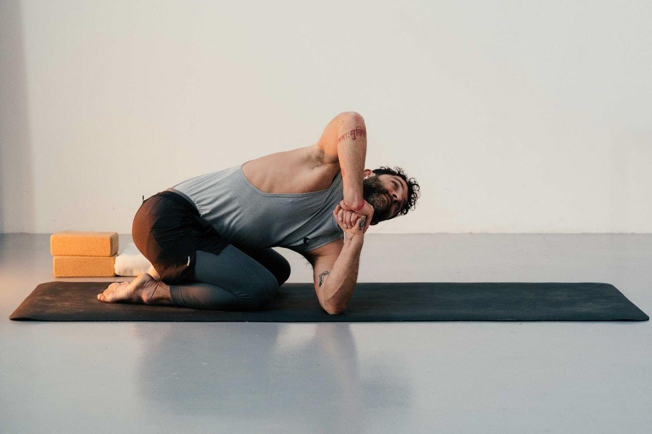 Derive e Nike Yoga. Courtesy Derive