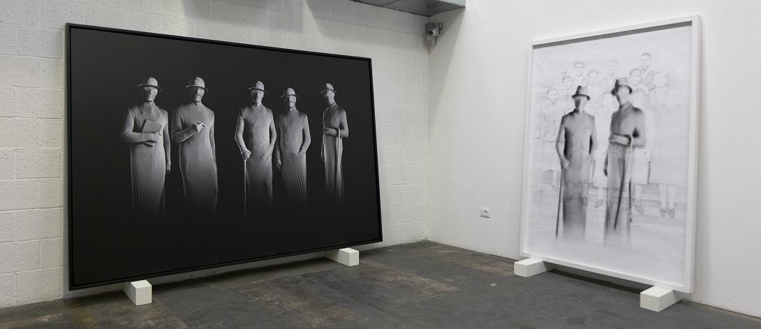 Fantasmi dell'anima, mostra curata dai bambini della scuola primaria pestalozzi di Torino