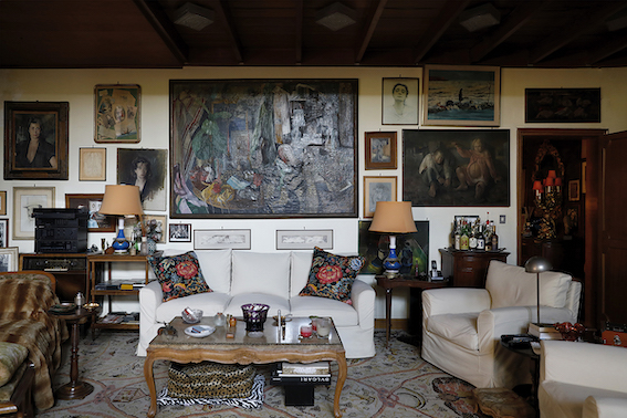 Casa Luca Magnani. Ph. Francesca Pompei