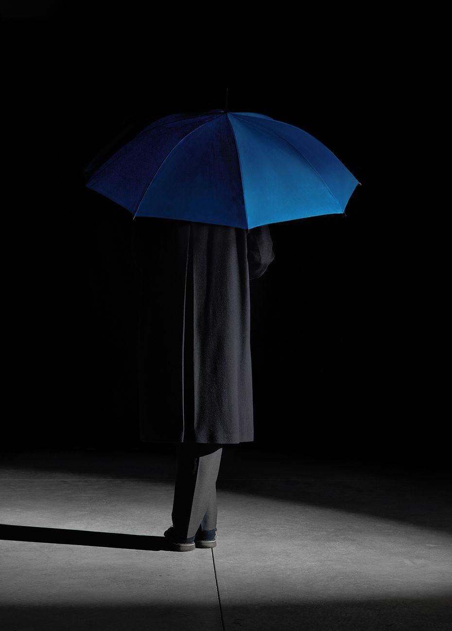 Francesco Gennari, Autoritratto come colonna portante della volta celeste, 2020
