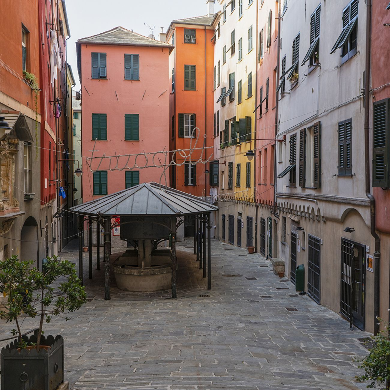 Genova, 2020. Photo Emanuele Piccardo
