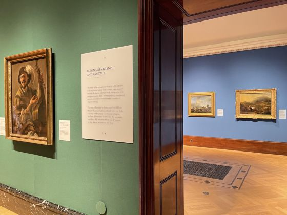 Masterpieces from Buckingham Palace -The Queen's Gallery Buckingham Palace, Londra. Ph. Mario Bucolo
