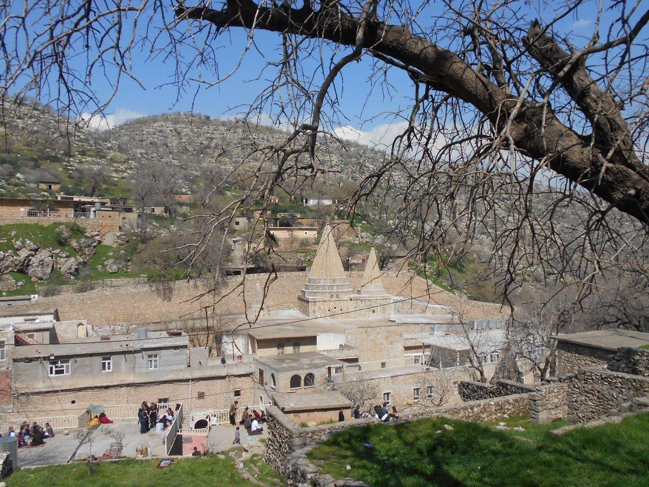Il Santuario di Lalish