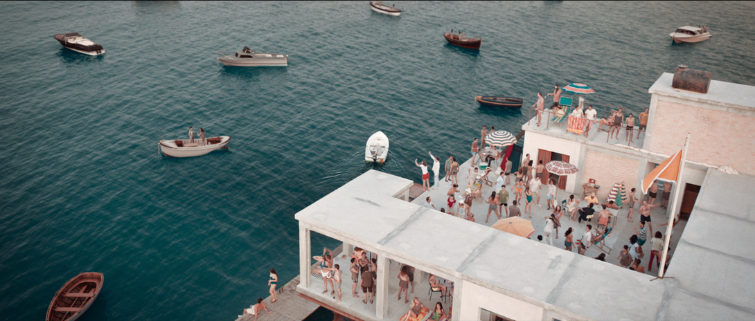 L'Isola delle Rose Cr. COURTESY OF NETFLIX © 2020