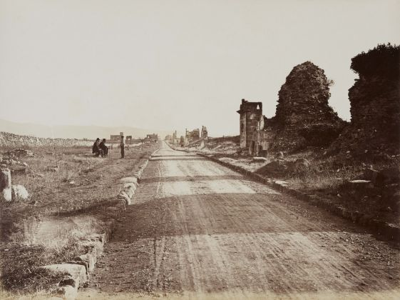 Lempertz 1161 843 Photography incl Rome in Early Photographies - Enrico Verzaschi Roma