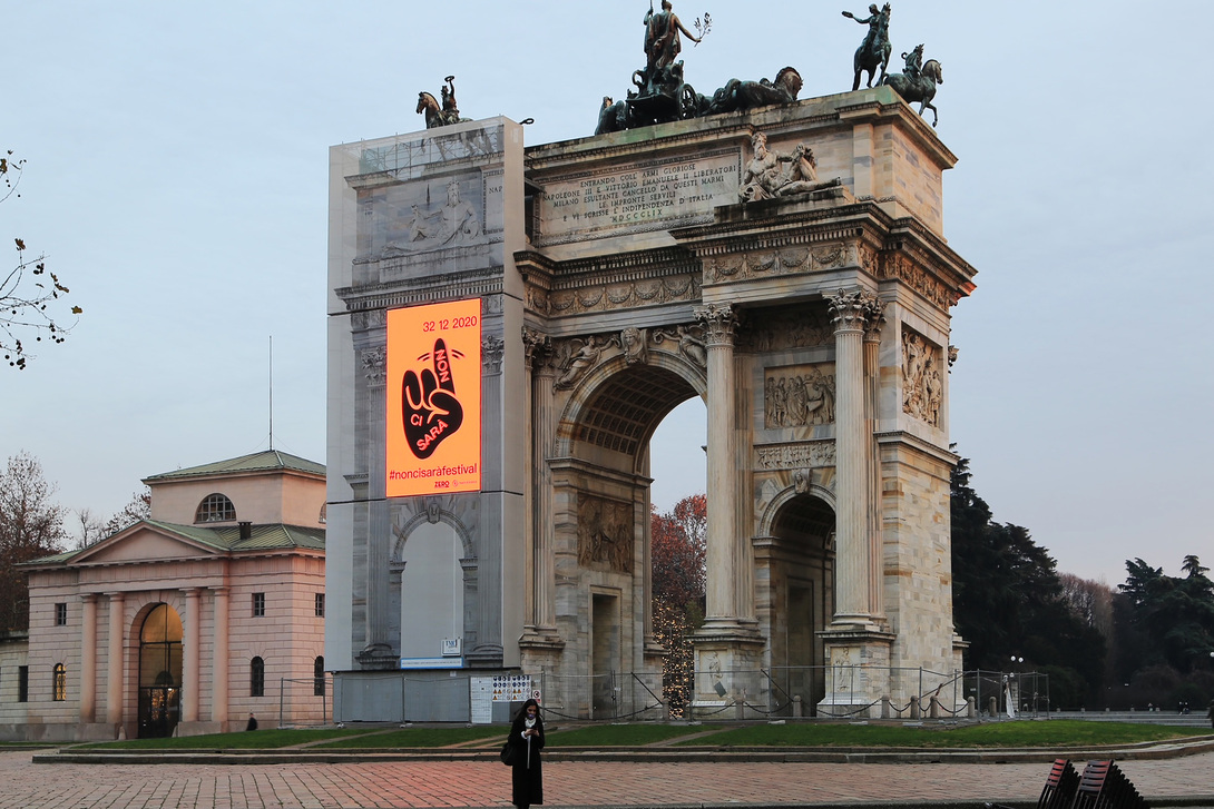 MILANO, Arco della Pace