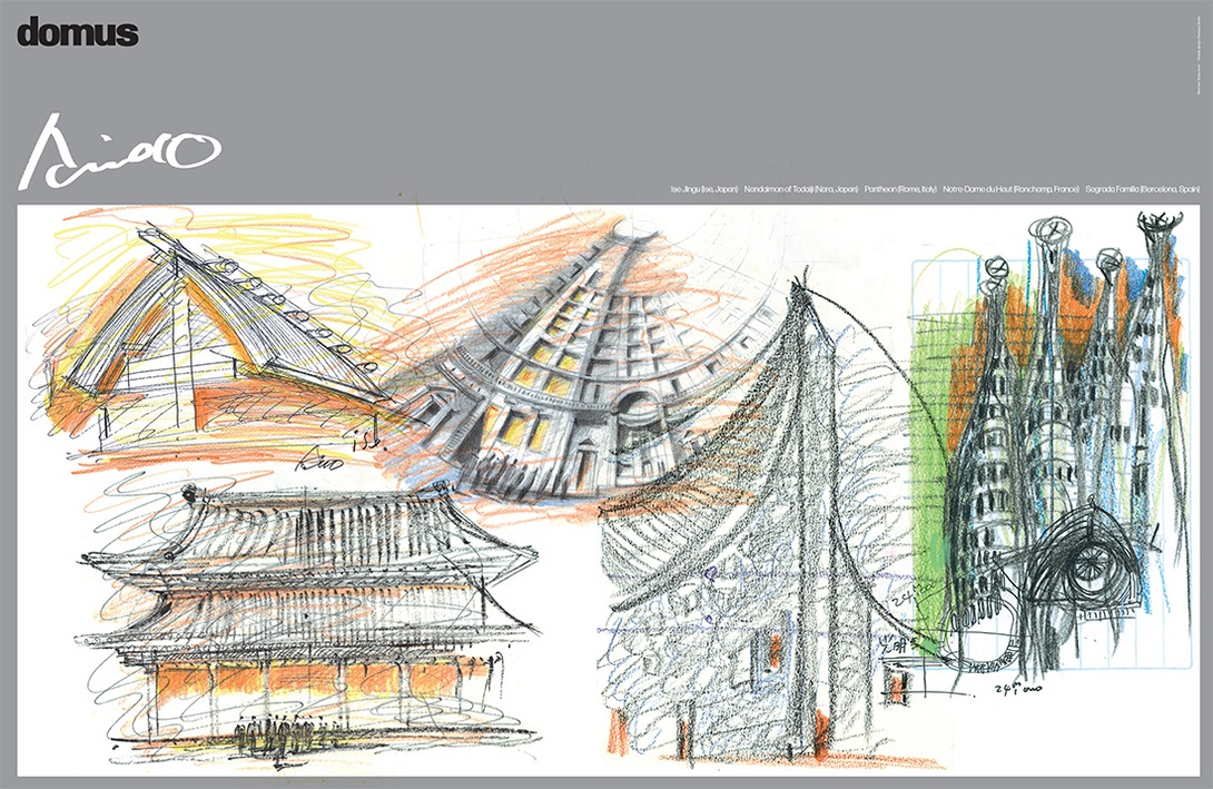 Manifesto DOMUS, Tadao Ando, Courtesy Editoriale Domus