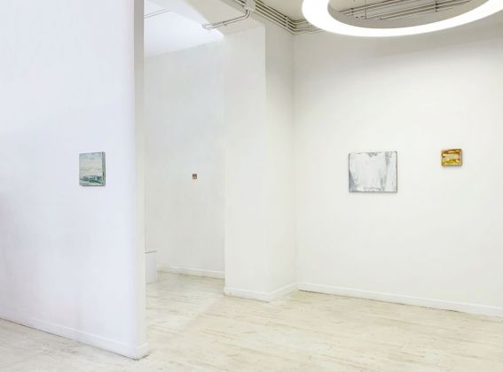 Marco Eusepi. The Life and Death of a Cloud. Exhibition view at Curva Pura, Roma 2020