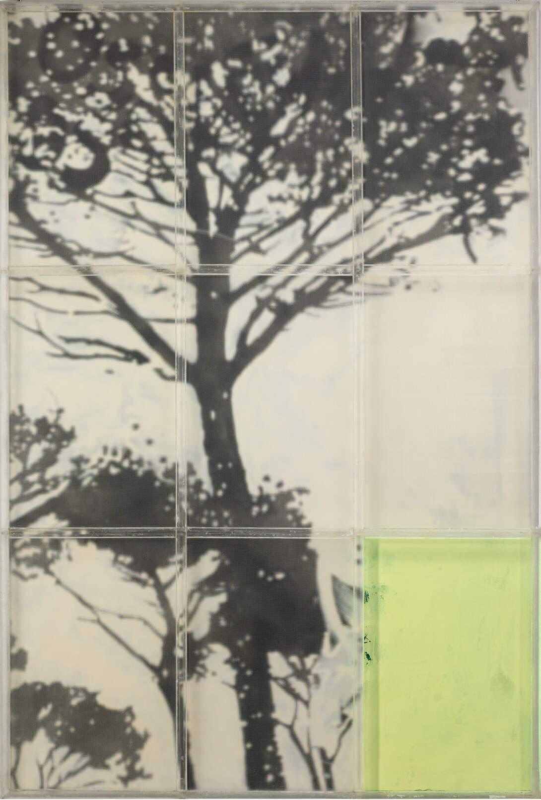 Mario Schifano, Ossigeno ossigeno (1965) Courtesy Sotheby's