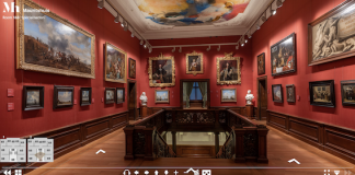 Mauritshuis Museum all'Aia in gigapixel