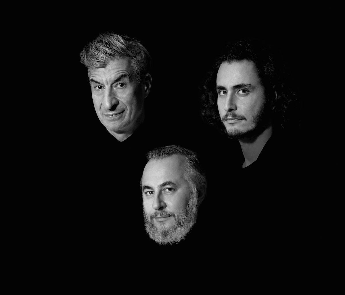 Maurizio Cattelan, Paolo Dalla Mora, Charley Vezza