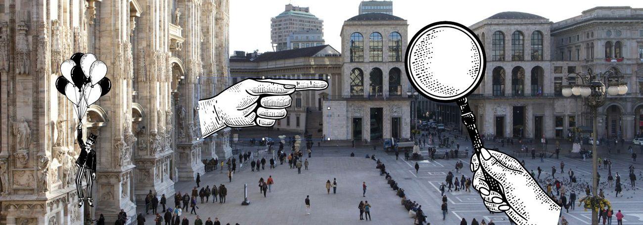 Museo del Novecento, Milano. KITEDU900 Museo chiama Scuola