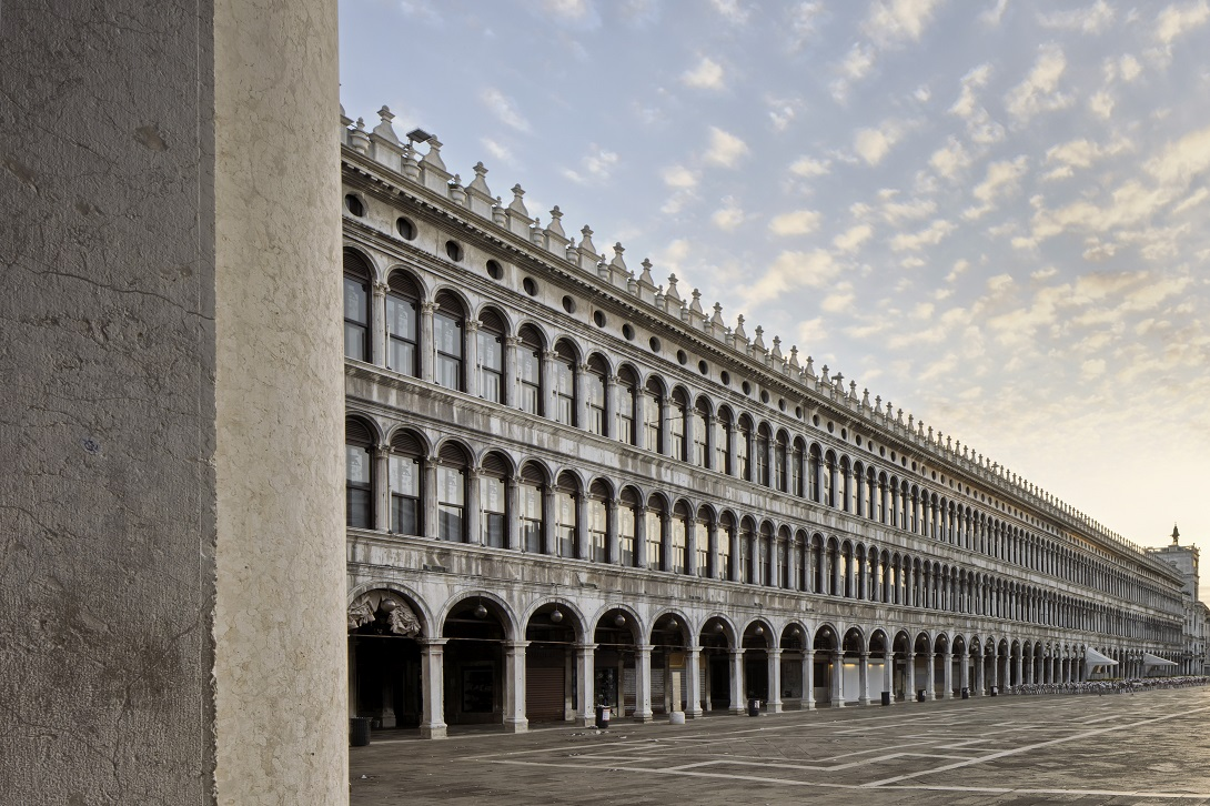 Procuratie Vecchie Venezia credit Alessandra Chemollo
