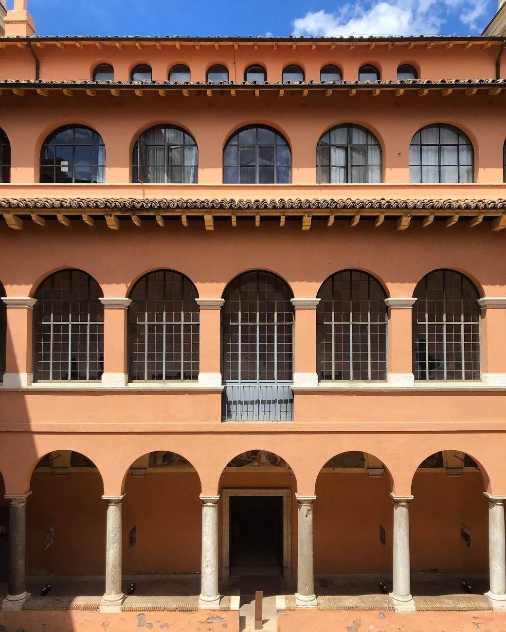 San Pietro in Montorio, Roma. Courtesy Real Academia de Espana, Roma