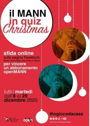 Mann in Quiz a Natale