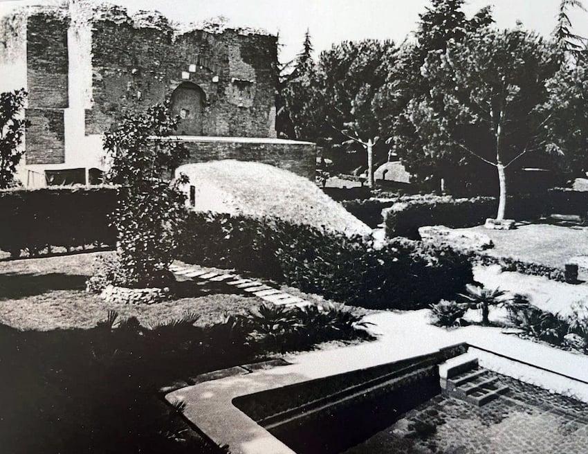 Parco Archeologico dell'Appia Antica - foto d'archivio