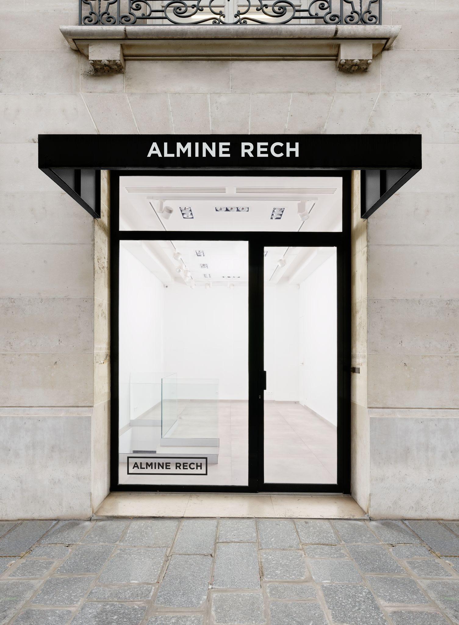 Almine Rech Paris - 18 avenue Matignon Courtesy of Almine Rech. Photo Aurélien Mole