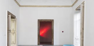 Ann Veronica Janssens. Exhibition view at Galleria Alfonso Artiaco, Napoli 2020. Photo Grafiluce