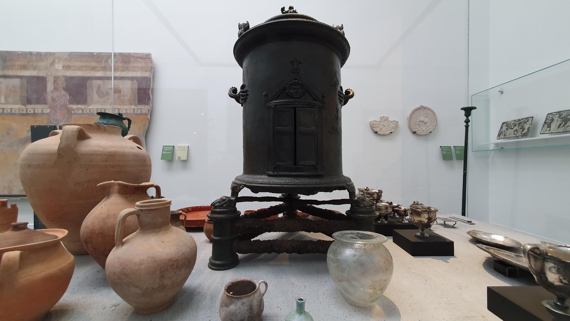 Antiquarium - Credits Parco archeologico di Pompei - ph. Francesco Squeglia