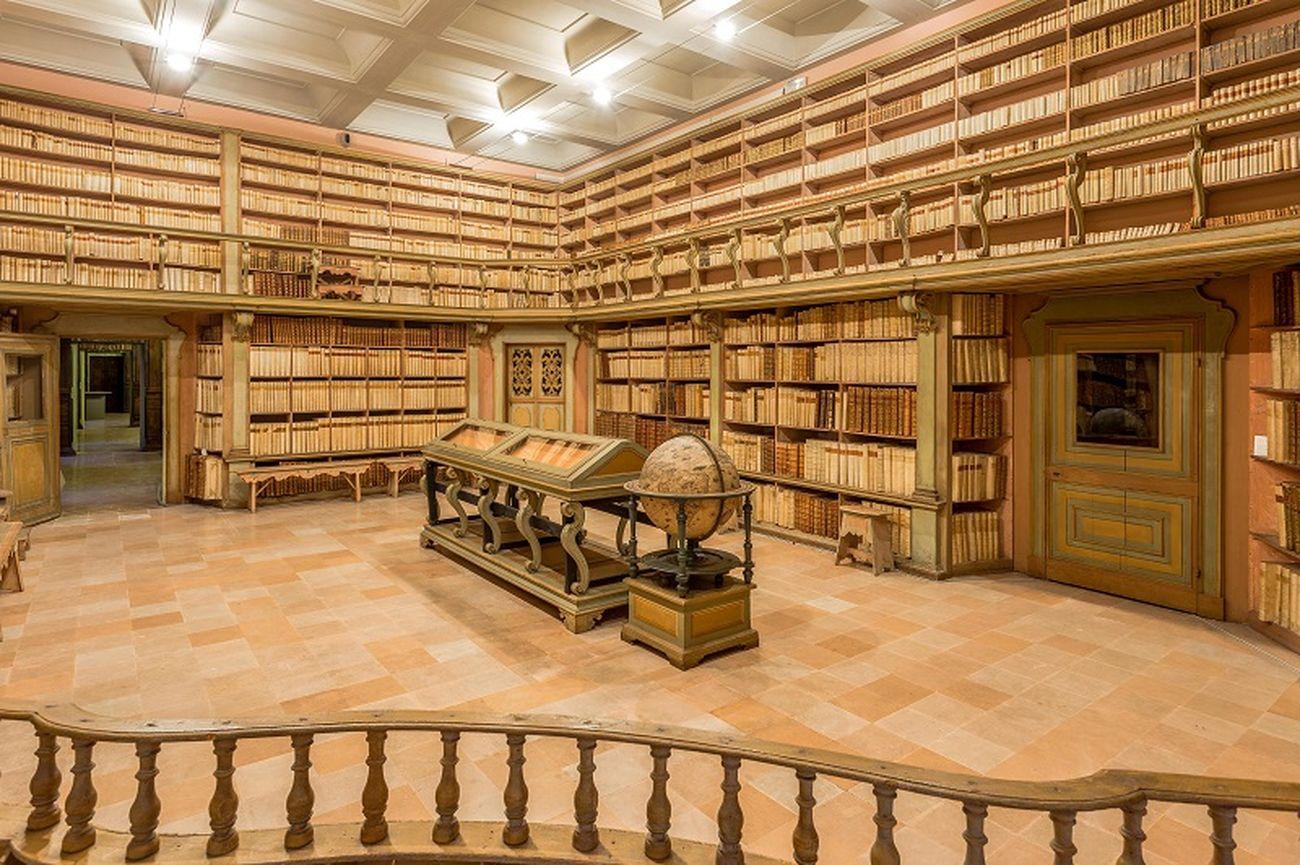 Biblioteca Gambalunga, Rimini