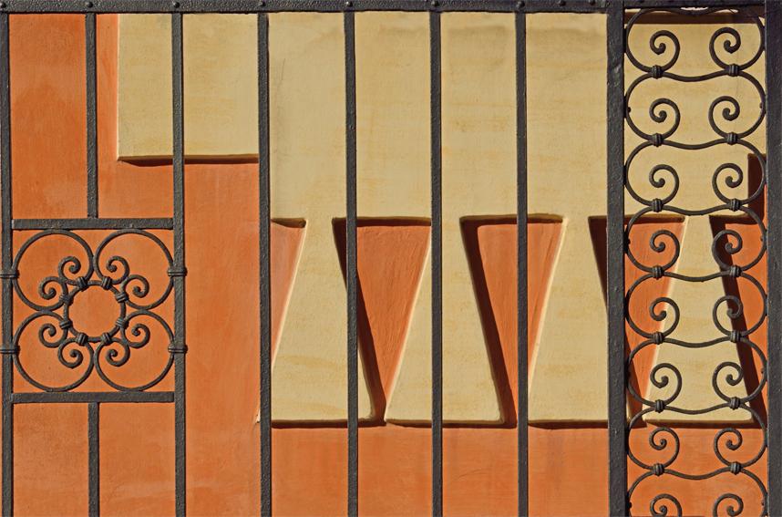 Carlo D'Orta, (Geometrie Still Life) Roma Quartiere Trieste # 5, 2020