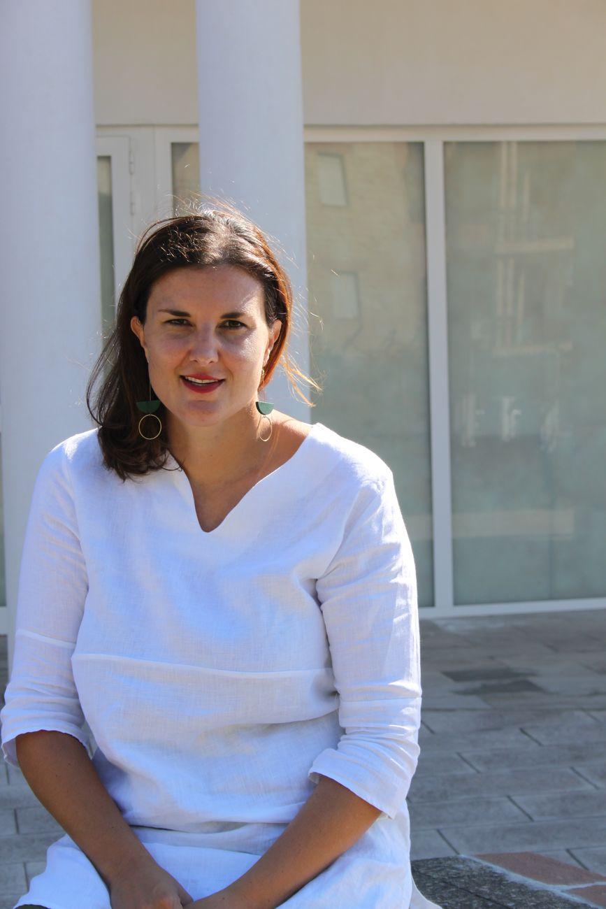 Caterina Riva. Photo Nadia Vitone