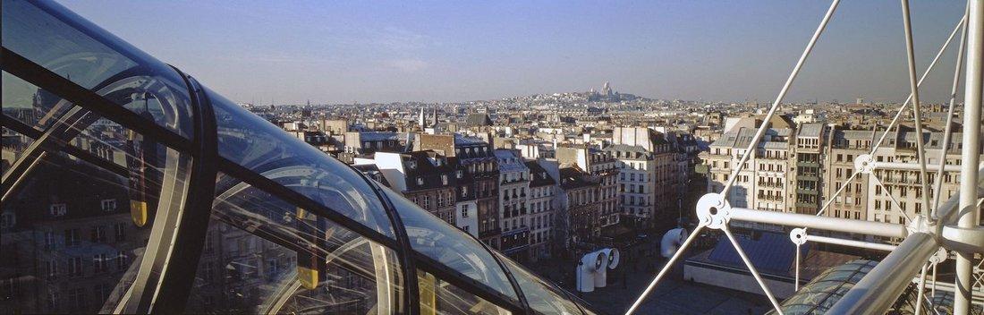 Centre Pompidou Parigi