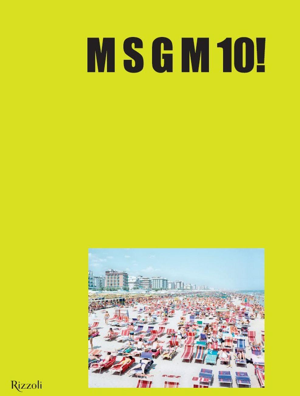Charlie Porter – MSGM 10! (Mondadori Electa, Milano 2021) _cover