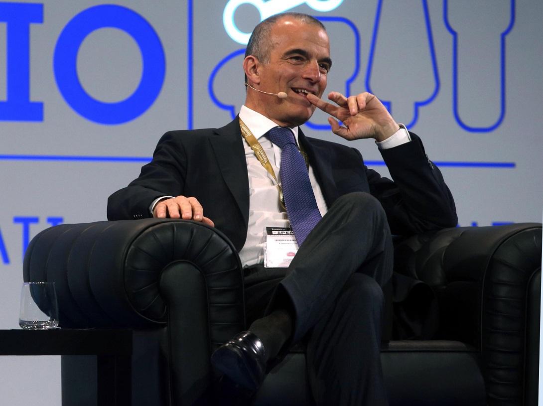 Tommaso Corcos, 2017. ANSA / MATTEO BAZZI