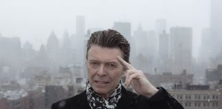 David Bowie, The Last Five Years, copyright Jimmy King, credits BBC