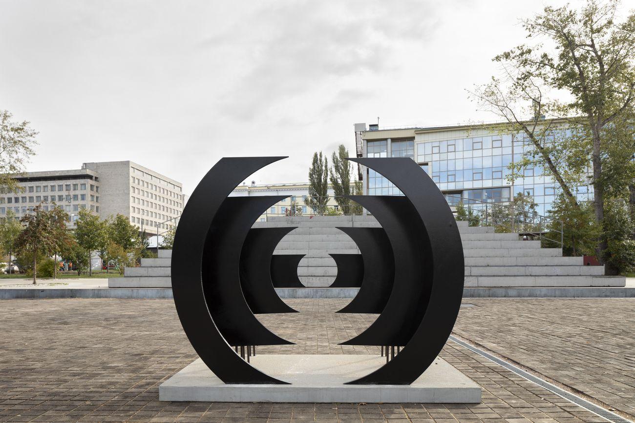 Damián Ortega, Modern Garden 29, 2018. Courtesy the artist & kurimanzutto, Città del Messico New York