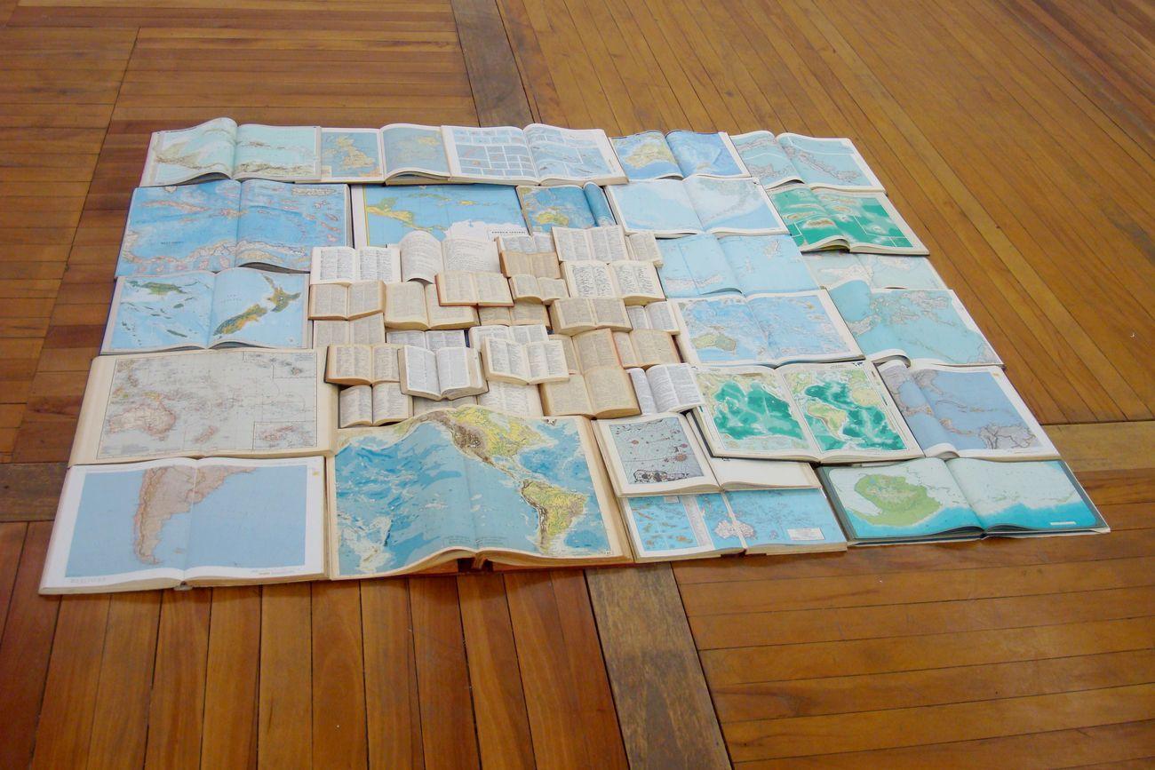 Fabio Morais, Encontro de mares, 2006. Courtesy l'artista & Vermehlo, San Paolo