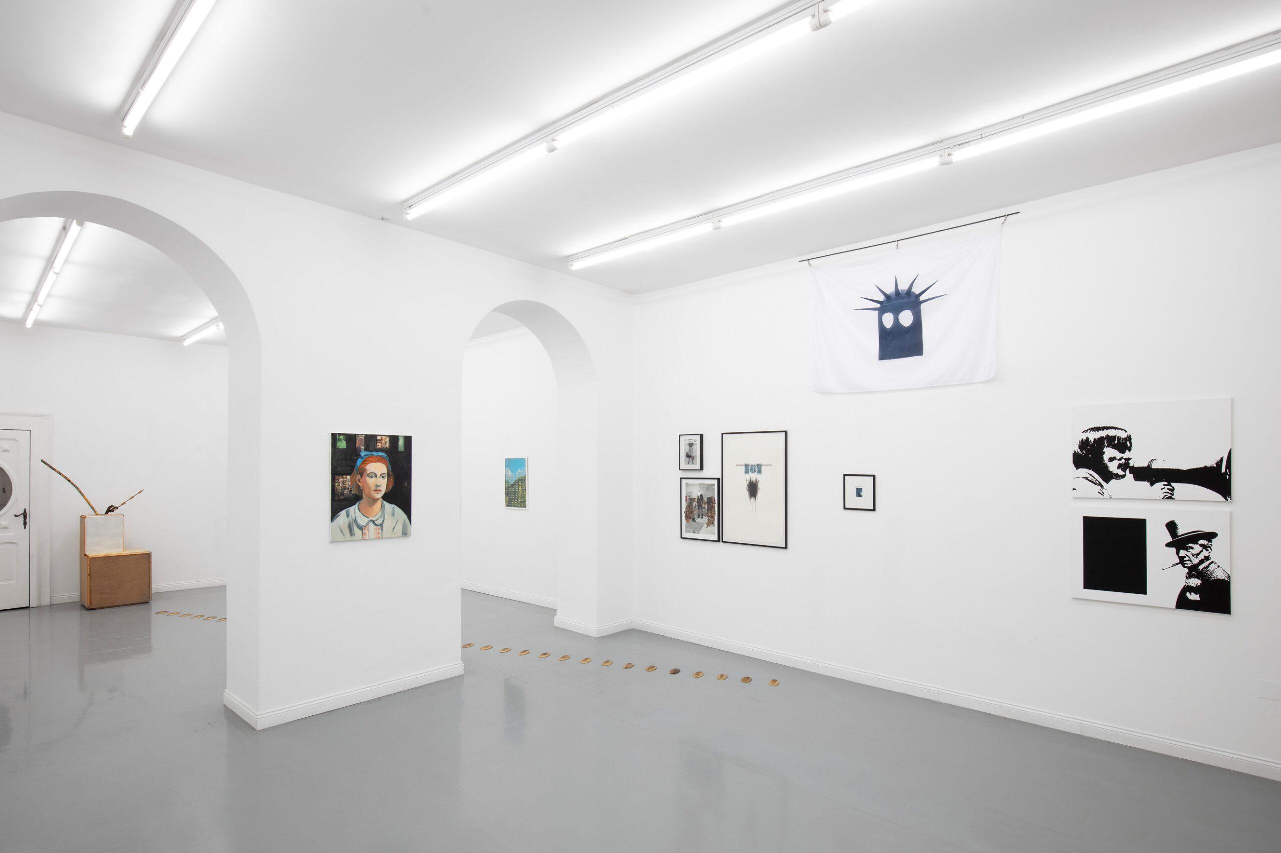 Fonti, Intermezzo Strumentale, Exhibition view