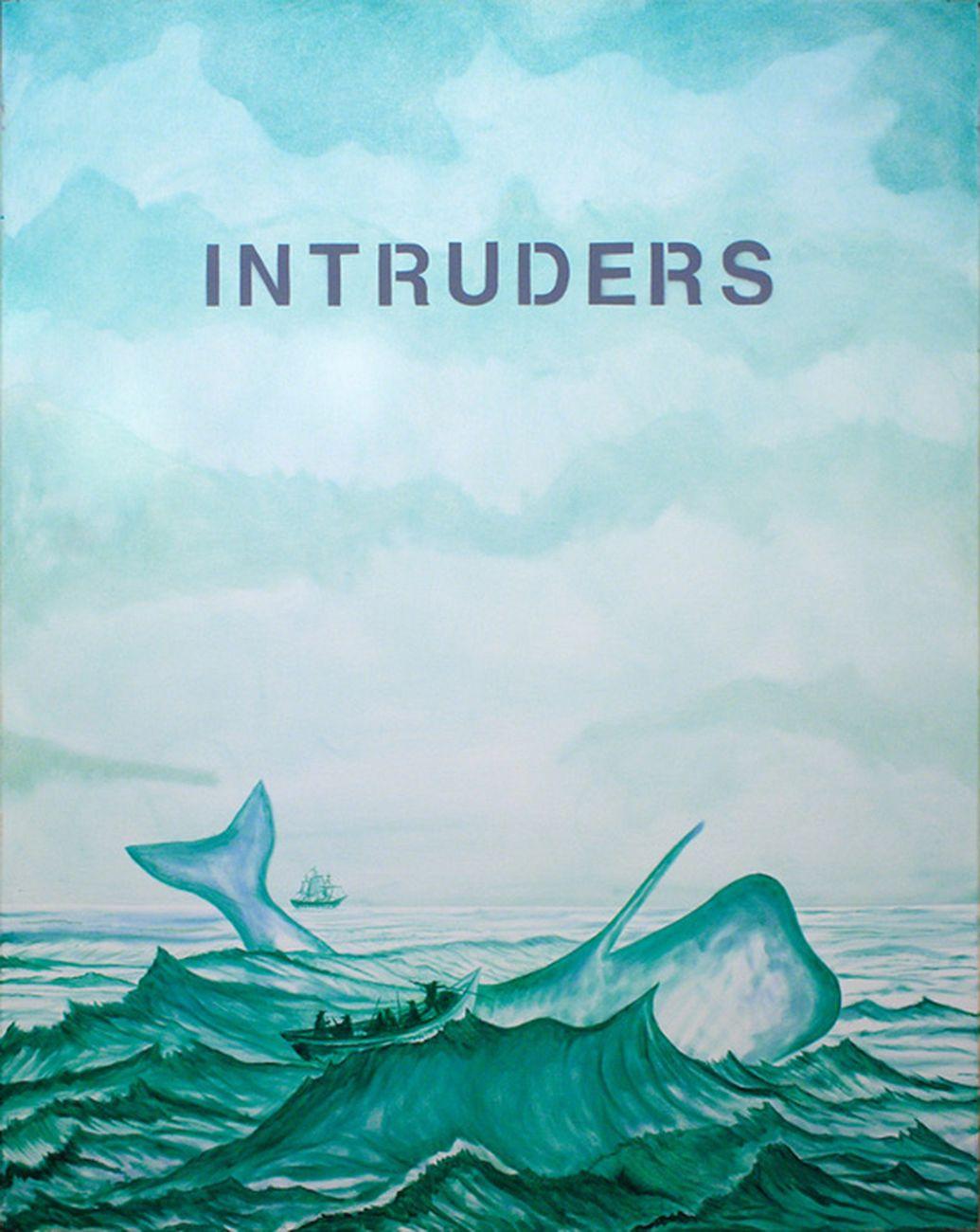 John Fekner & Don Leicht, Intruders, 2006