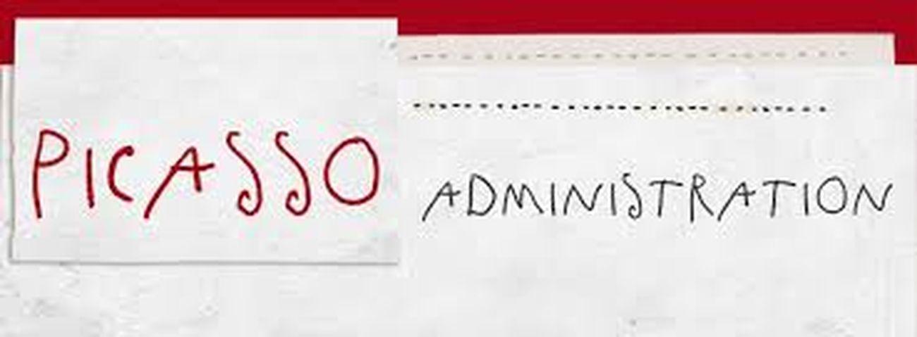 Logo della Administration Picasso