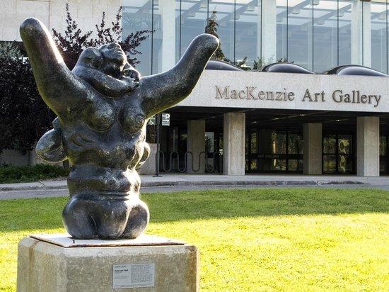 Mackenzie Art Gallery, Regina, Canada