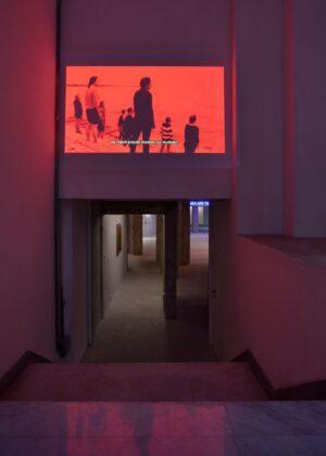 Marinella Senatore, Sisterhood, 2020 ongoing. Installation view at La Fondazione, Roma 2020. Photo Daniele Molajoli